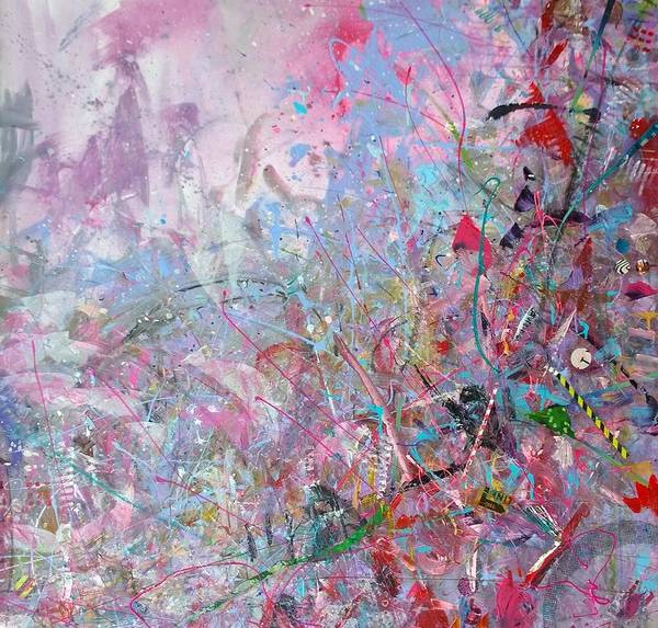 Painting - Spring Collage by Robert Anderson