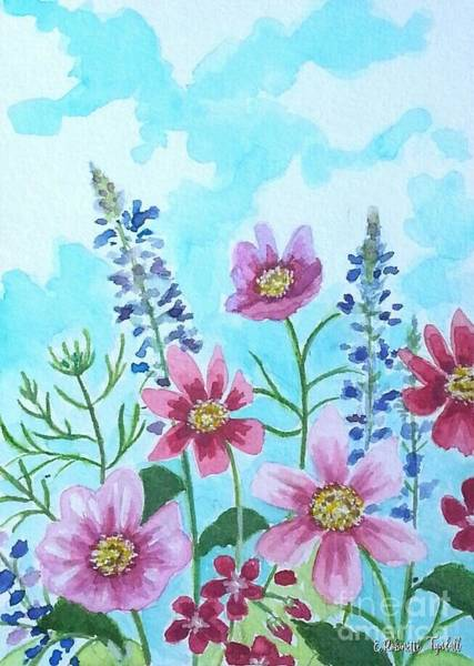Painting - Spring Day by Elizabeth Robinette Tyndall