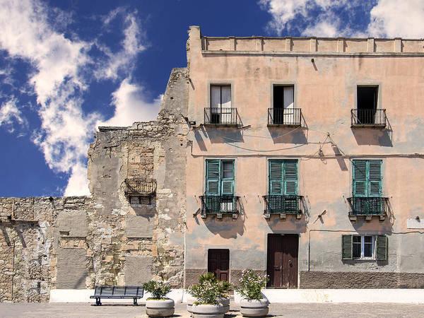 Photograph - Spring Day In Cagliari by Dominic Piperata
