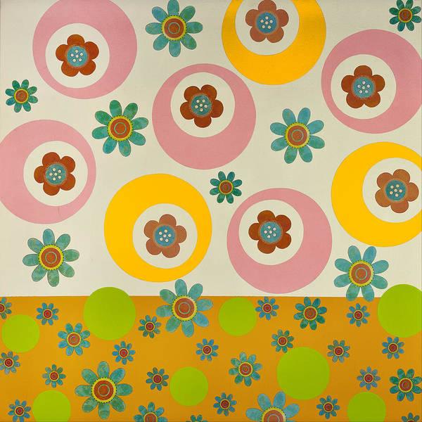Wall Art - Mixed Media - Spring Delight by Gloria Rothrock