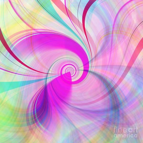 Wall Art - Digital Art - Spring Fling 4 by Mary Machare