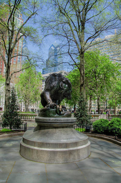 Rittenhouse Square Wall Art - Photograph - Spring Has Come To Rittenhouse Square by Bill Cannon