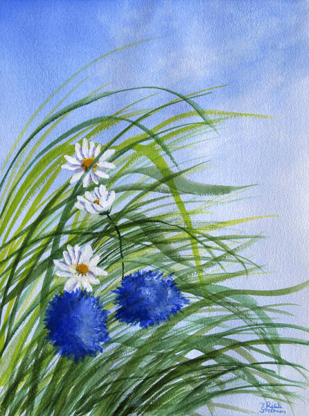 Painting - Spring Has Sprung by Rich Stedman