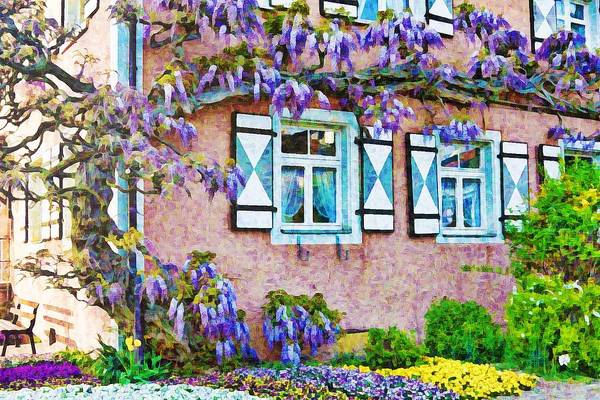 Photograph - Spring In Germany by Tatiana Travelways