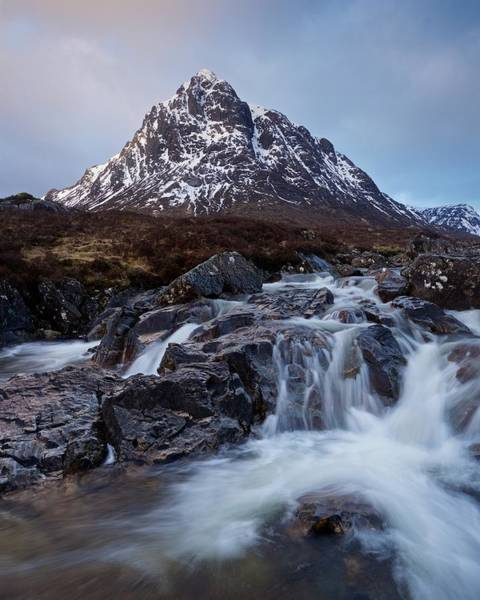 Photograph - Spring In Glencoe by Stephen Taylor