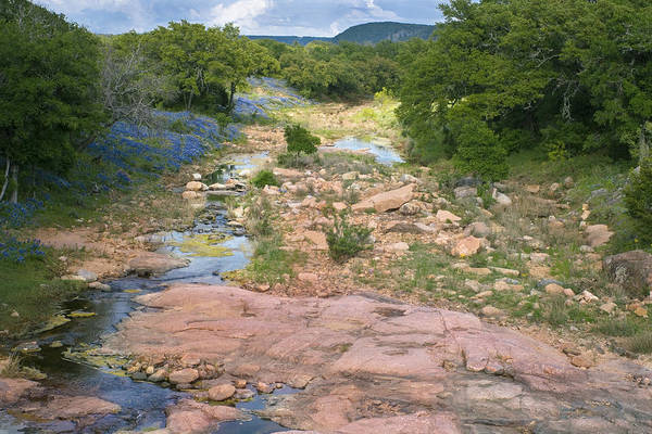 Fredericksburg Wall Art - Photograph - Spring In The Texas Hill Country by Paul Huchton