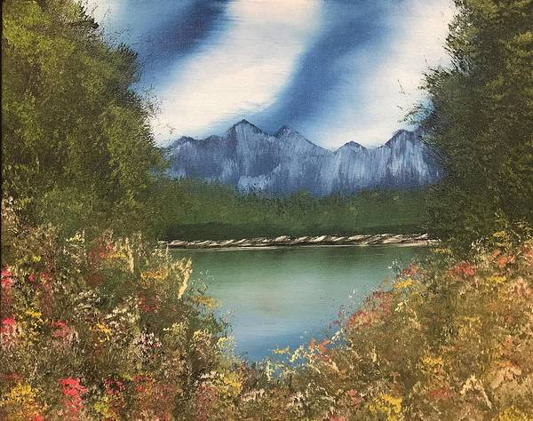 Wall Art - Painting - Spring Is In The Air by Willy Proctor