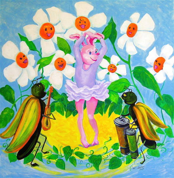 Painting - Spring by Jeanette Jarmon