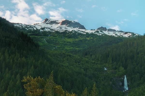 Photograph - Spring Light On North Cascades National Park by Dan Sproul