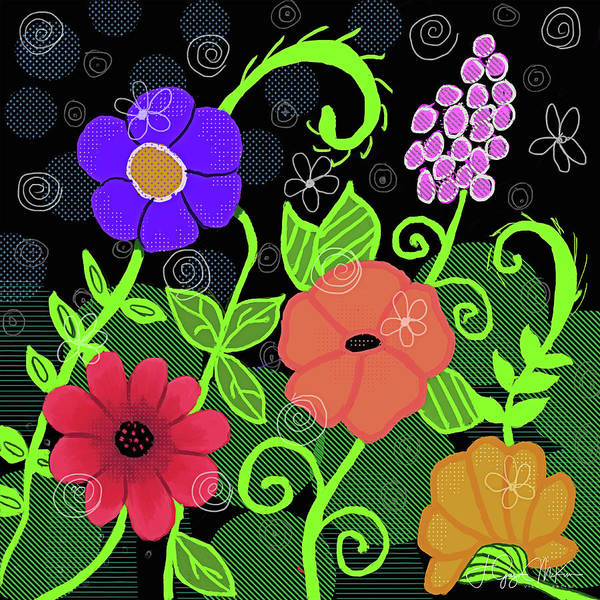 Digital Art - Spring Magic by Jo-Anne Gazo-McKim