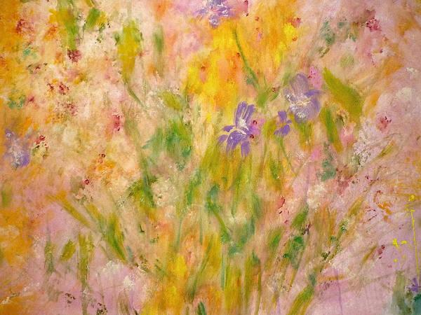 Spring Meadow Art Print
