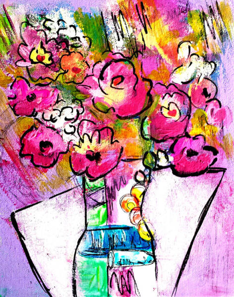Painting - Spring Offerings  by Nikki Dalton