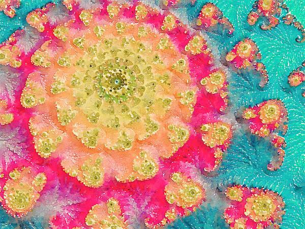 Wall Art - Digital Art - Spring On Parade 2 by Bonnie Bruno