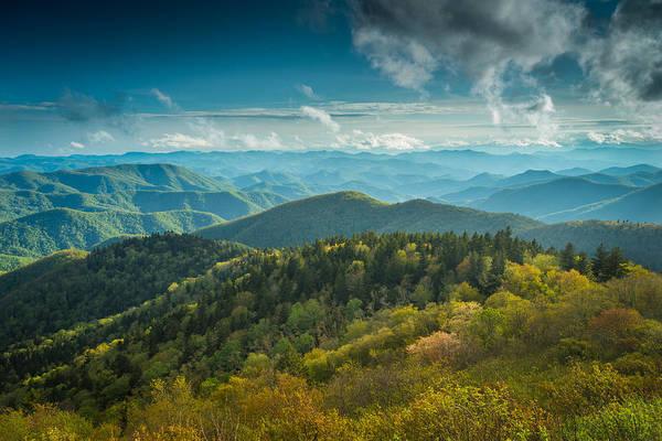 Photograph - Spring Peaks by Joye Ardyn Durham