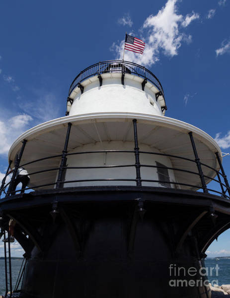Photograph - Spring Point Ledge Lighthouse, South Portland, Maine #30009 by John Bald