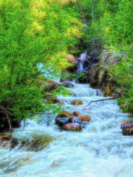 Photograph - Spring Runoff Photo by David King