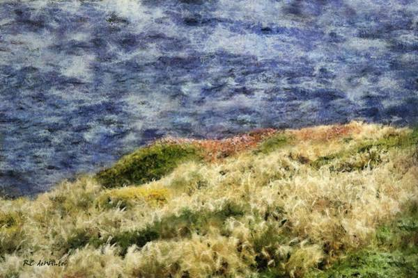 Painting - Spring Sea by RC DeWinter