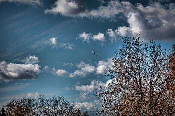 Photograph - Spring Sky #h4 by Leif Sohlman