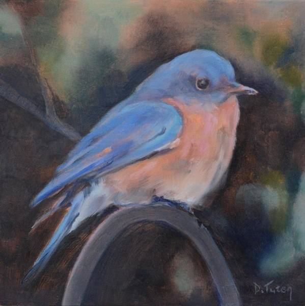 Painting - Spring Song by Donna Tuten