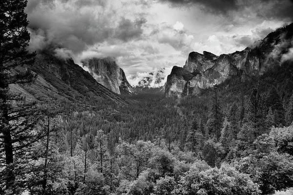 Photograph - Spring Storm by Harold Rau