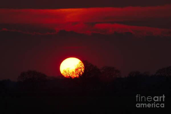 Photograph - Spring Sunset by Jeremy Hayden