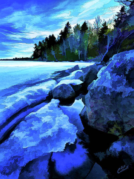 Photograph - Spring Thaw by ABeautifulSky Photography by Bill Caldwell
