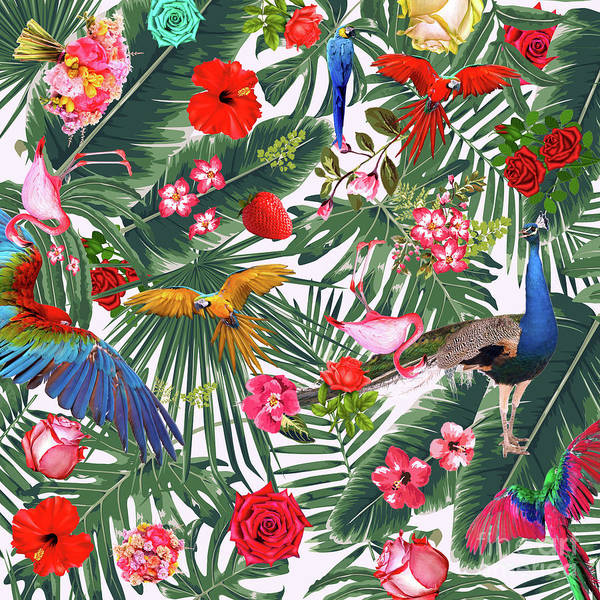 Wall Art - Digital Art - Spring Time  by Mark Ashkenazi