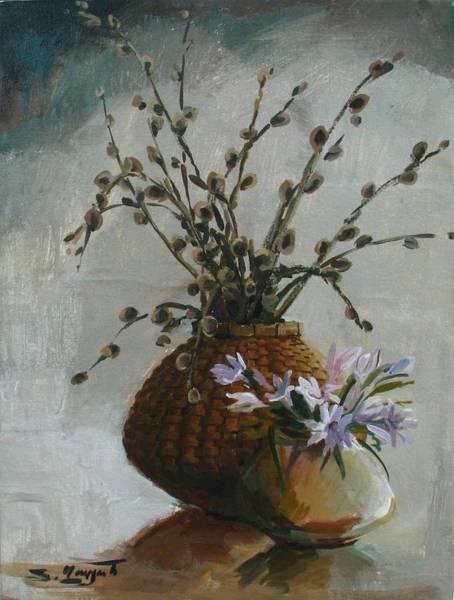 Painting - Spring-time by Tigran Ghulyan