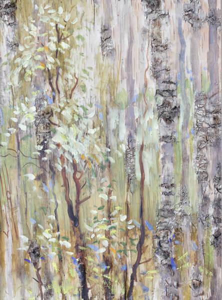 Painting - Spring Trees by Ilya Kondrashov