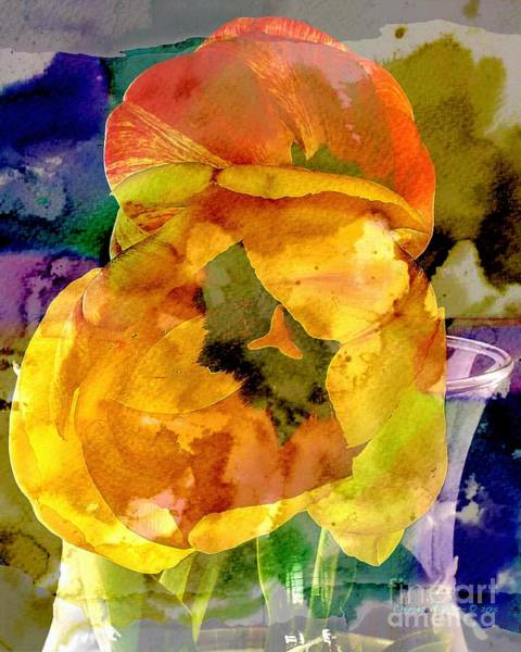 Mixed Media - Spring Xx by Charles Muhle