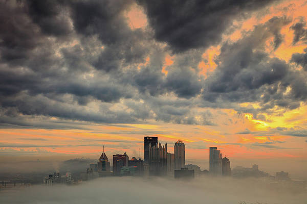 Photograph - Springfield Pittsburgh Pa by Emmanuel Panagiotakis