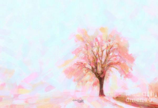 Painting - Springtime by Chris Armytage
