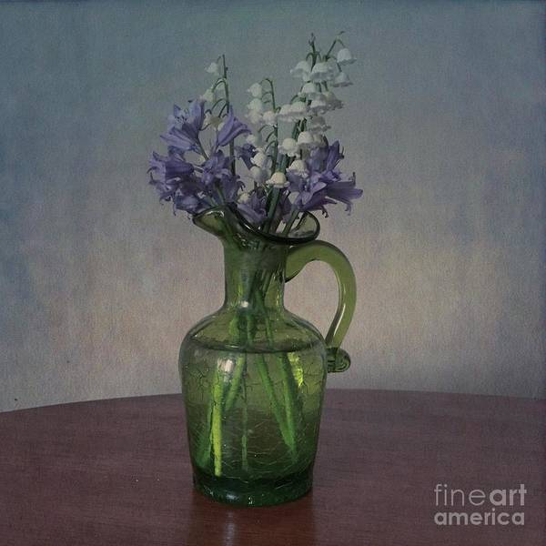 Print On Demand Wall Art - Photograph - Springtime Still Life by Luther Fine Art