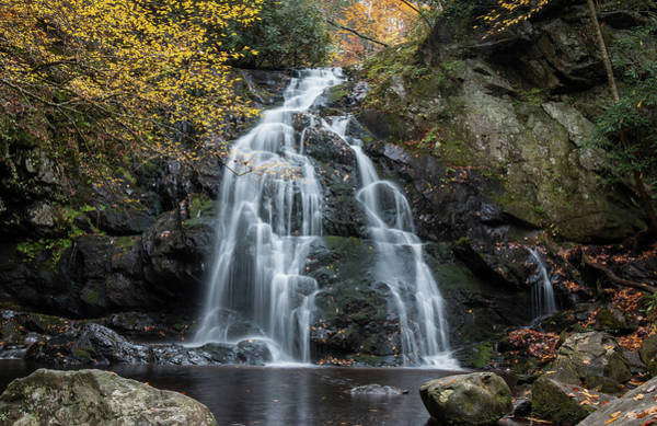 Photograph - Spruce Flats Falls by Chris Berrier