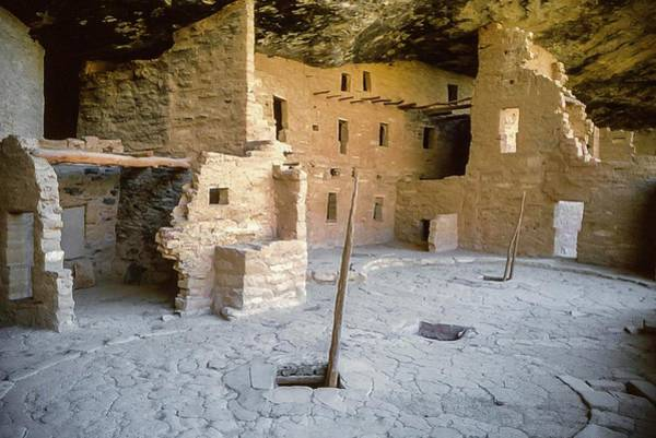 Photograph - Spruce Tree House Plaza Mesa Verde by NaturesPix