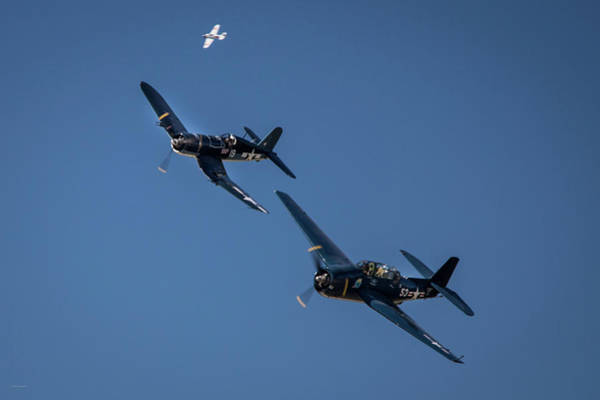 Photograph - Squadron by Ross Henton