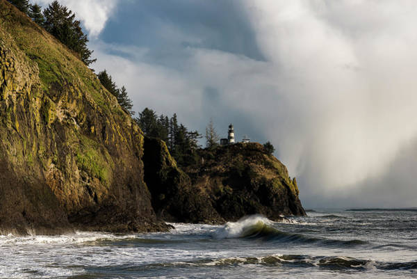Photograph - Squall by Robert Potts
