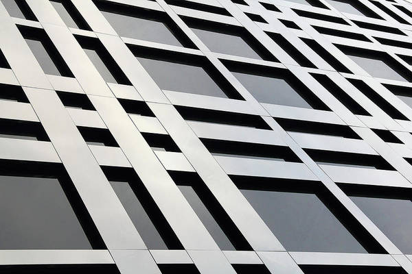 Photograph - Squares And Rectangles by Brian Pflanz