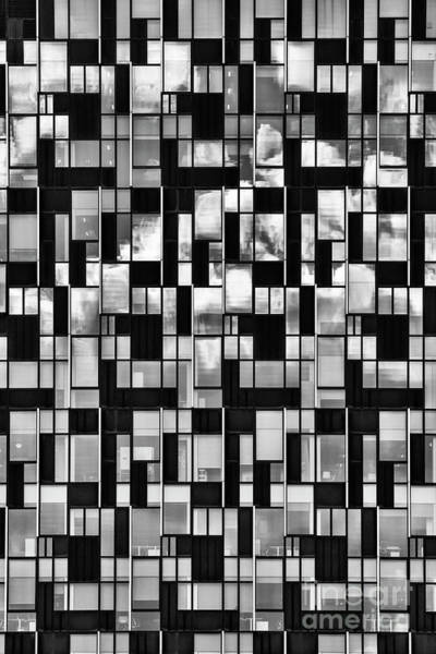 Photograph - Squaretangles by Tim Gainey