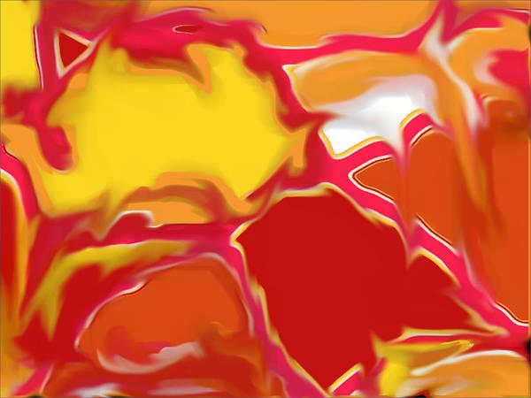 Digital Art - Squazzle Main Artwork  by Julia Woodman