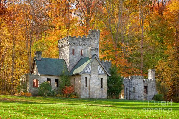 Photograph - Squires Castle  by Emmanuel Panagiotakis