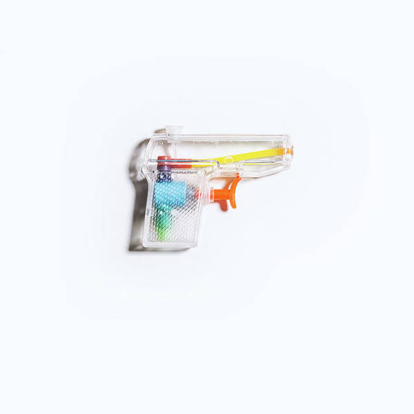 Wall Art - Photograph - Squirt Gun by Scott Norris