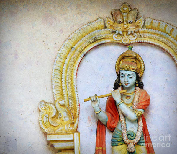 Wall Art - Photograph - Sri Krishna by Tim Gainey