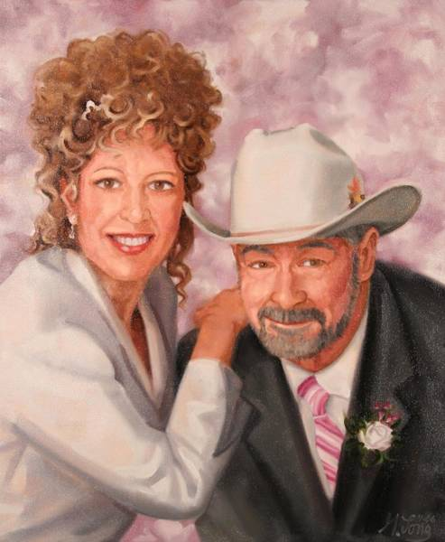 Painting -  Family Portraiture by Gary M Long