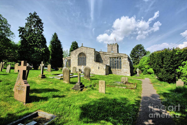 Church Photograph - St Andrews Church by Smart Aviation