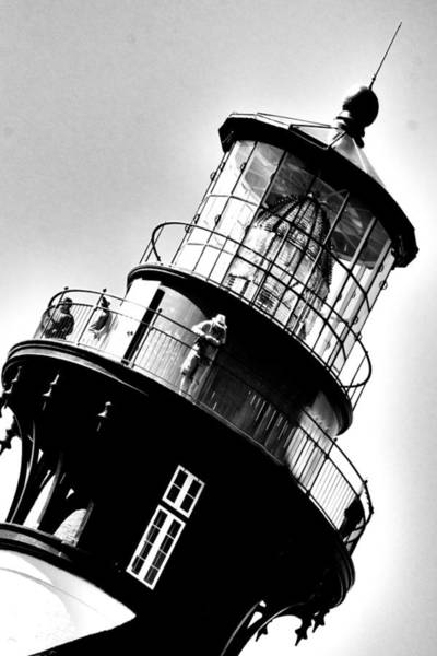 Wall Art - Photograph - St Augustine Light by Greg Waters