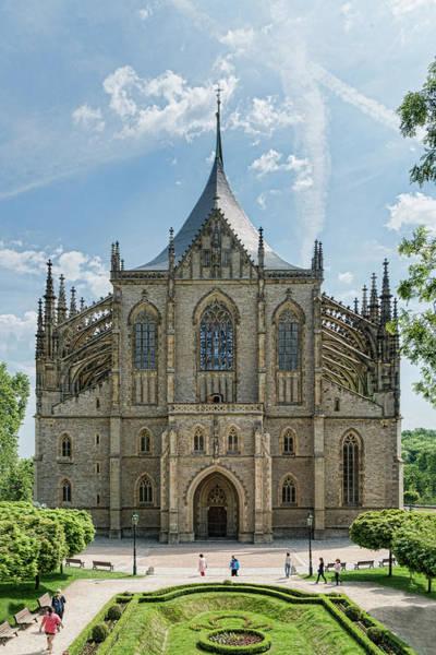 Photograph - St. Barbara Church by Sharon Popek