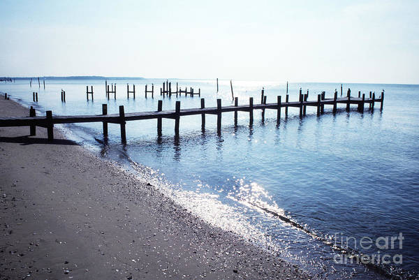 Photograph - St Clement Chesapeake Bay by Thomas R Fletcher