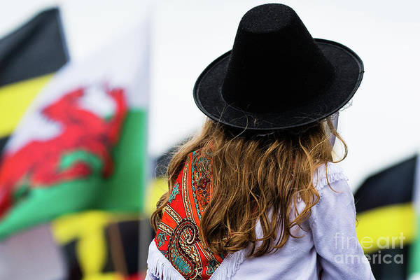 Photograph - St Davids Day Wales by Keith Morris