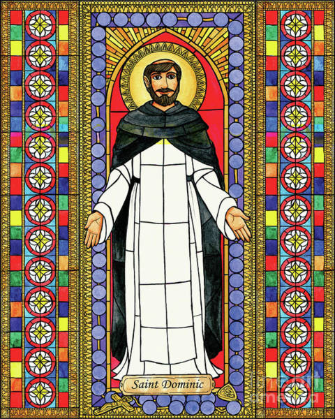 Painting - St. Dominic by Brenda Nippert